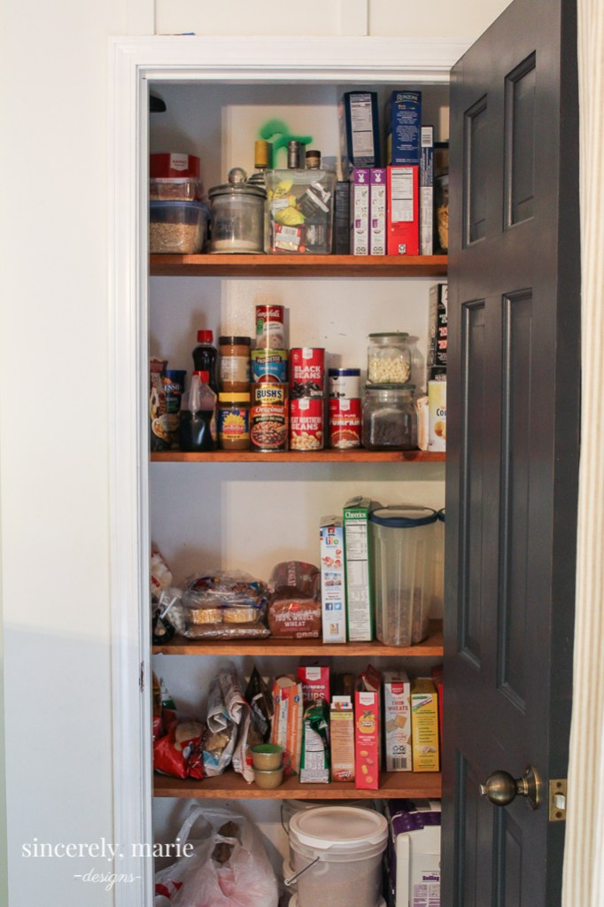 How-To Maximize A Tiny Pantry with California Closets