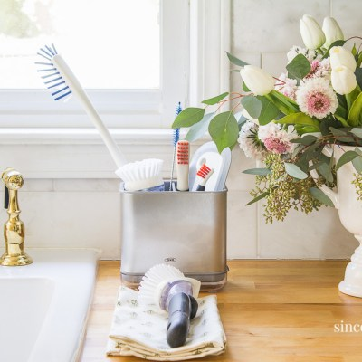 Spring Cleaning with OXO + Printable Spring Cleaning Check List