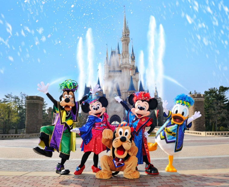 Travel Disney
