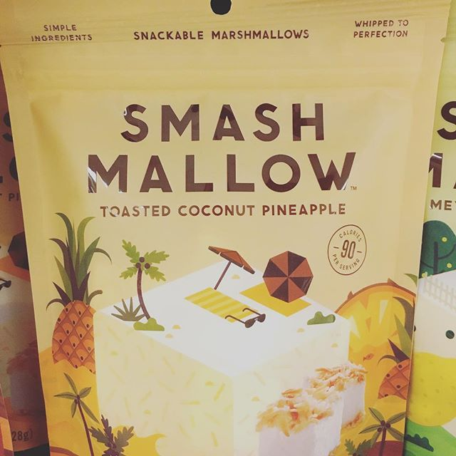 Smashmallow snacks