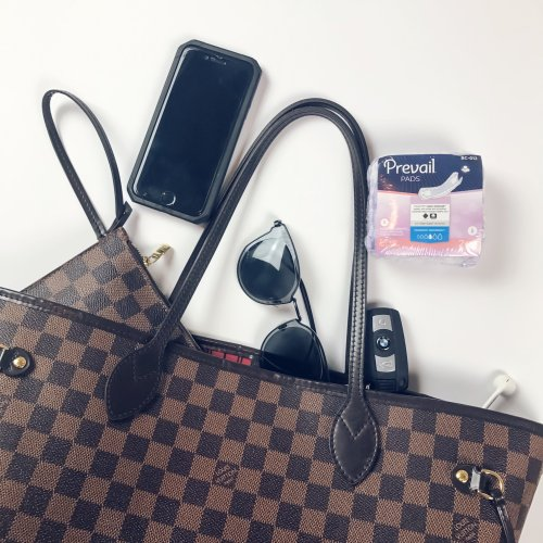 improve bladder leakage african american lifestyle blogger louis vuitton iPhone