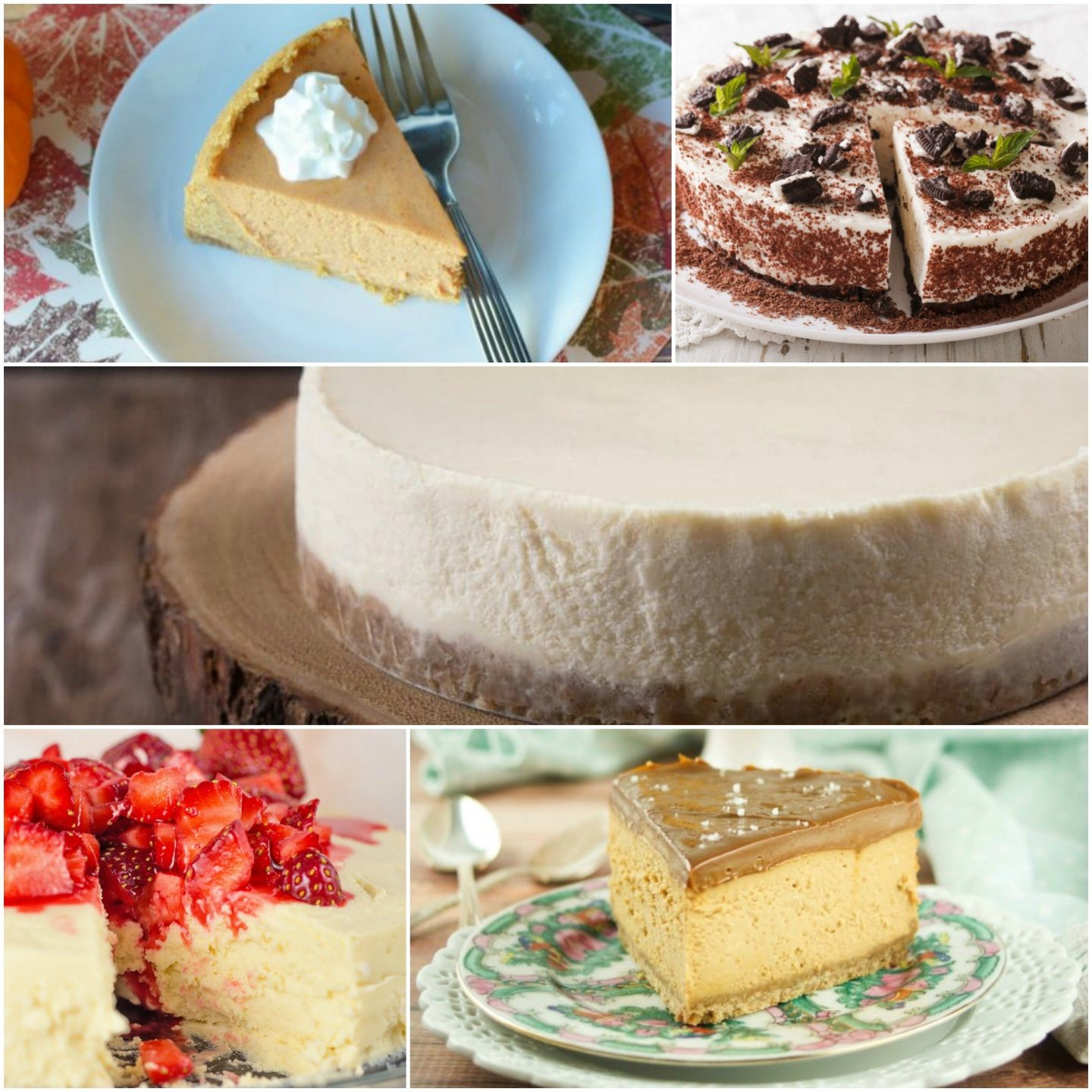 10 Instant Pot Cheesecake Recipes
