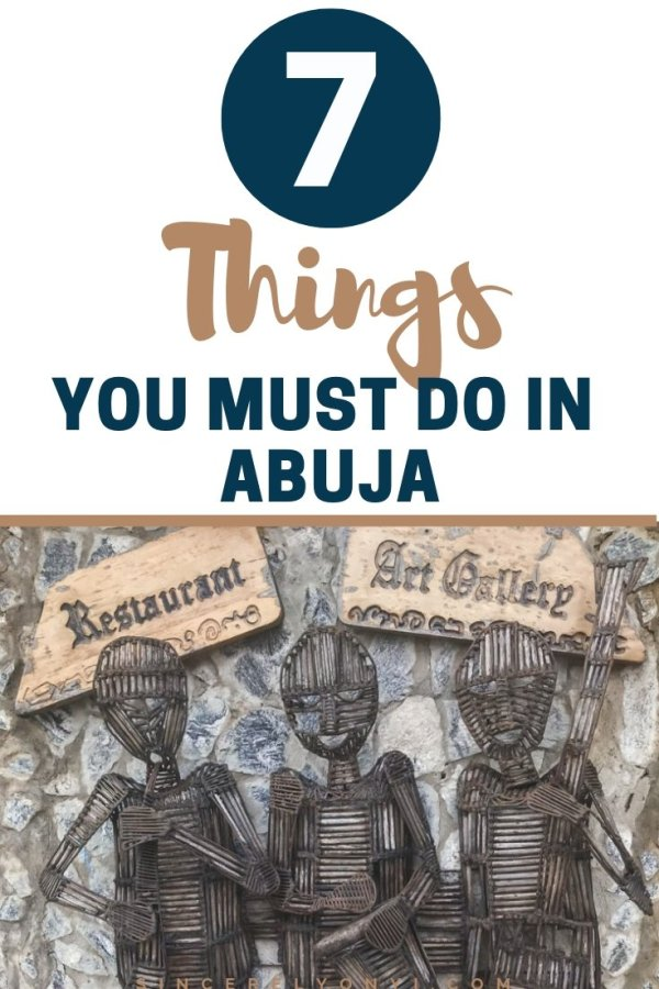 Finding things to do in Abuja is pretty easy. Abuja, Nigeria is the fun and vibrant capital of the country. Add these to your itinerary for Nigeria