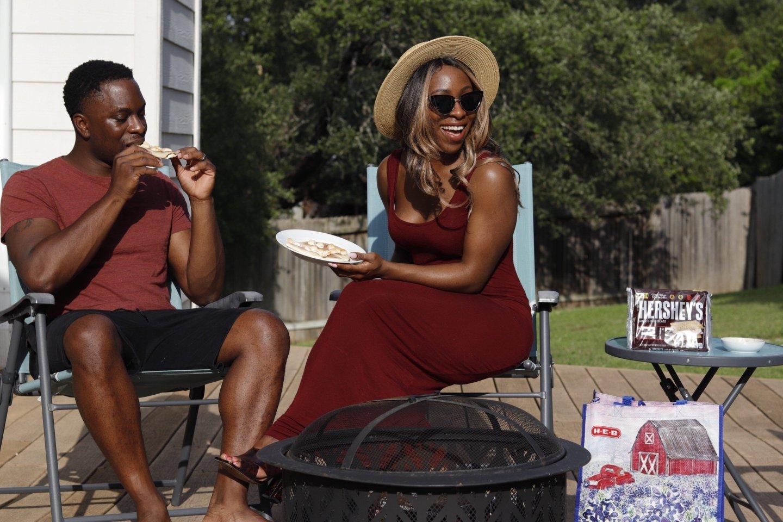 A Texas Twist On S'mores | Spicy Quesadilla Recipe