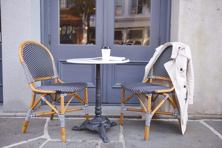My Favorite Places to Write (And Eat) In Charleston