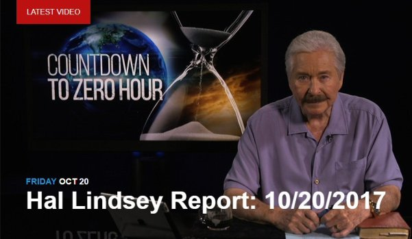 Hal Lindsey Report October 20 2017