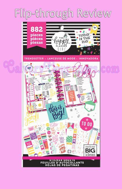 Trendsetter Sticker Pack Review