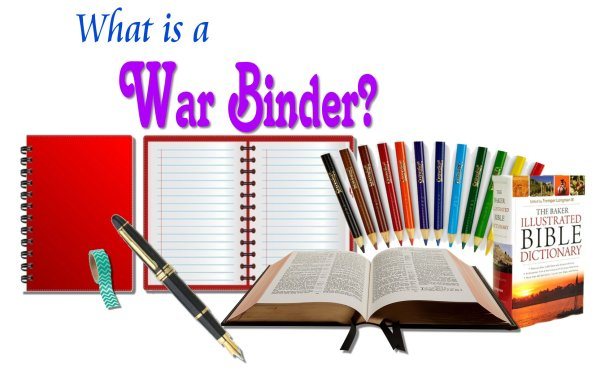 What is a War Binder?
