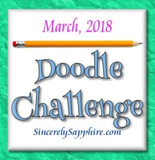 March 2018 Doodle Challenge