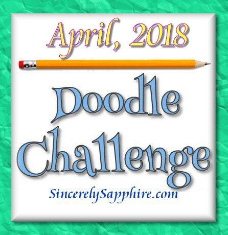 Doodle Challenge for April 2018