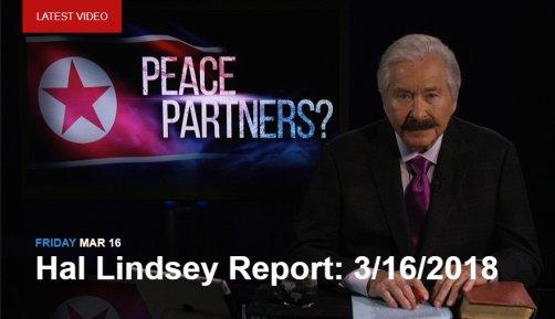 Hal Lindsey Report 3-16-18