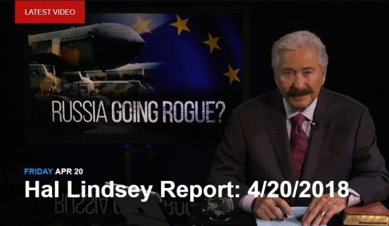 Hal Lindsey April 20 2018