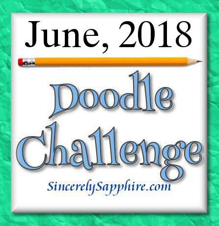 Doodle Challenge for June 2018
