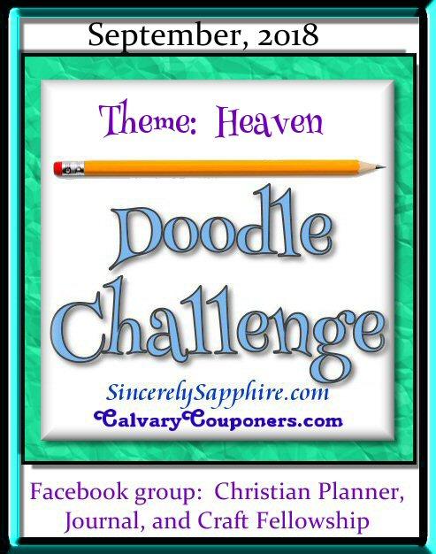 Doodle Challenge for September 2018