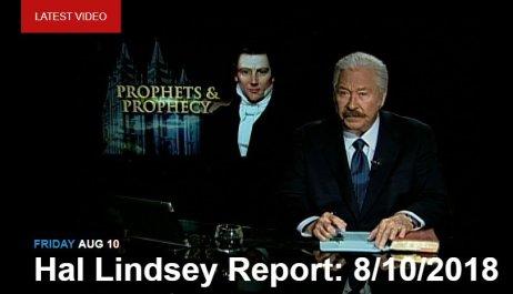 Hal Lindsey August 10 2018
