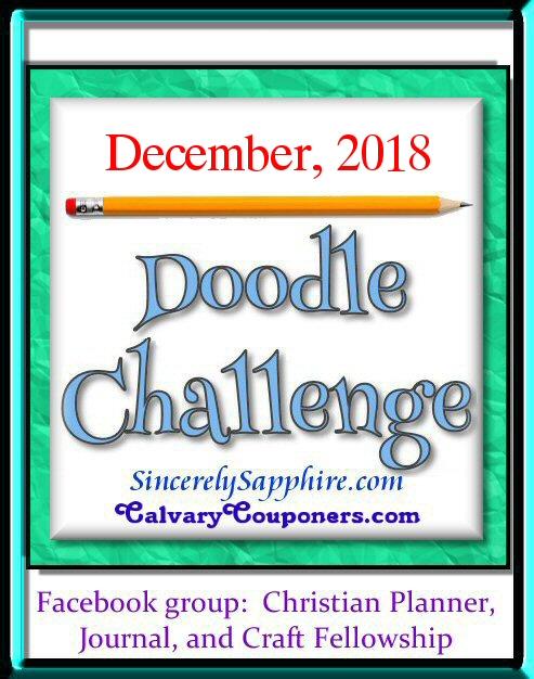 December 2018 Doodle Challenge
