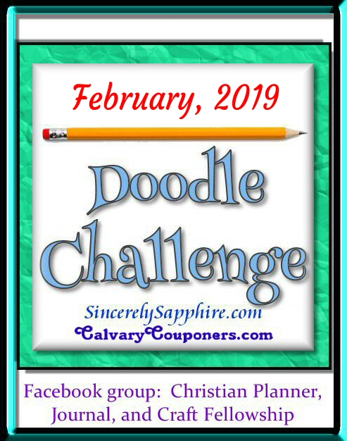Doodle Challenge for February 2019