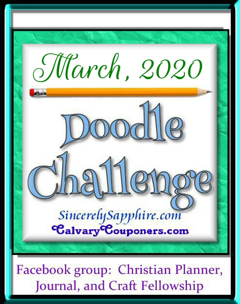 March 2020 Doodle Challenge