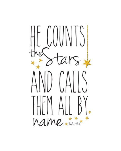 Psalm 147_4*