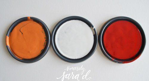 Coral Annie Sloan Chalk Paint