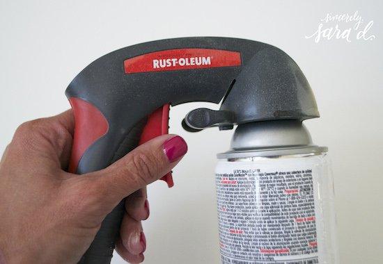 Spray Paint Tips