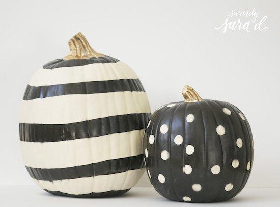 Unique Pumpkin Idea