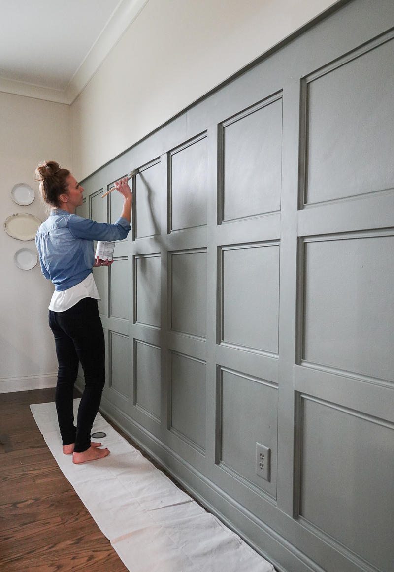 DIY Wall Treatments