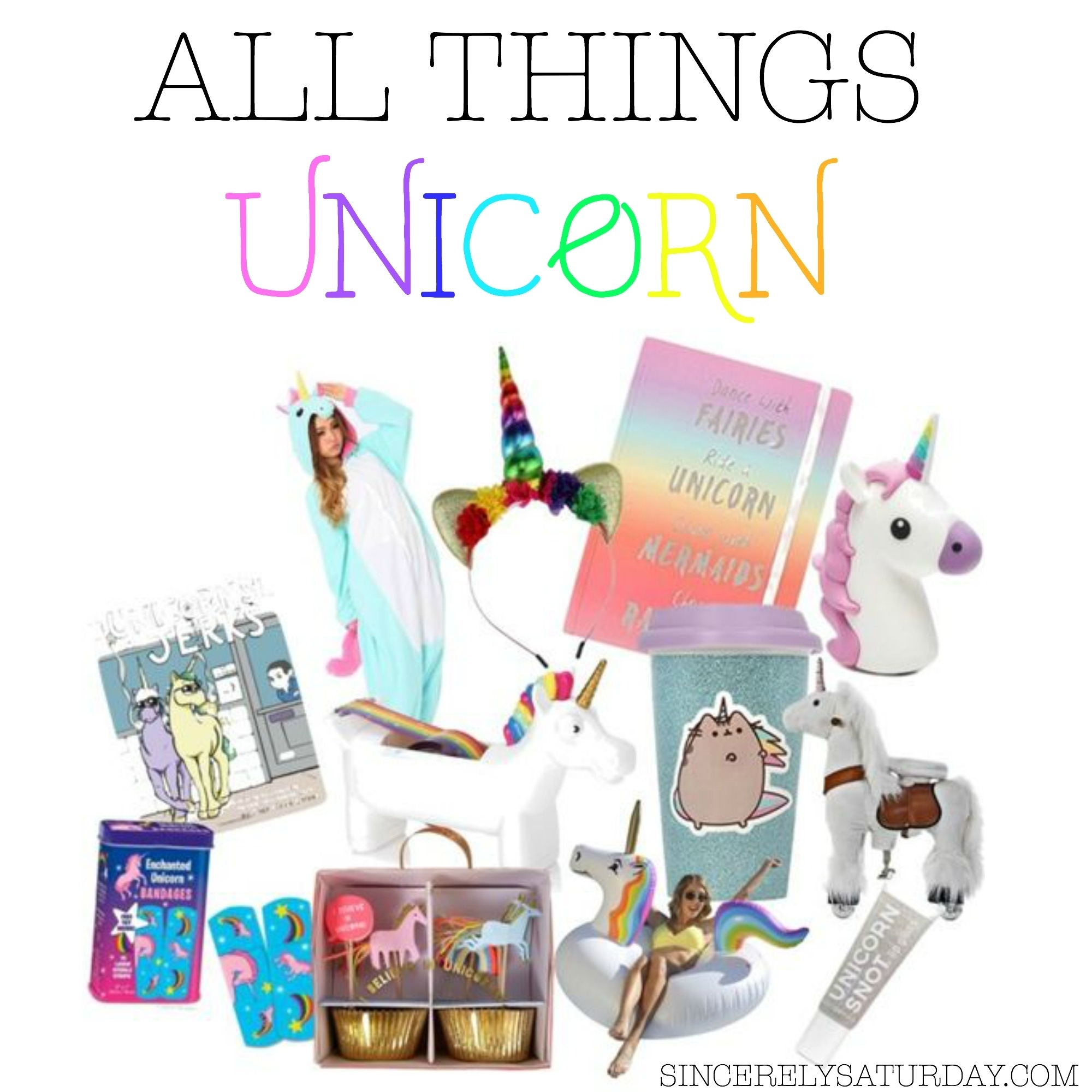 ALL THINGS UNICORN