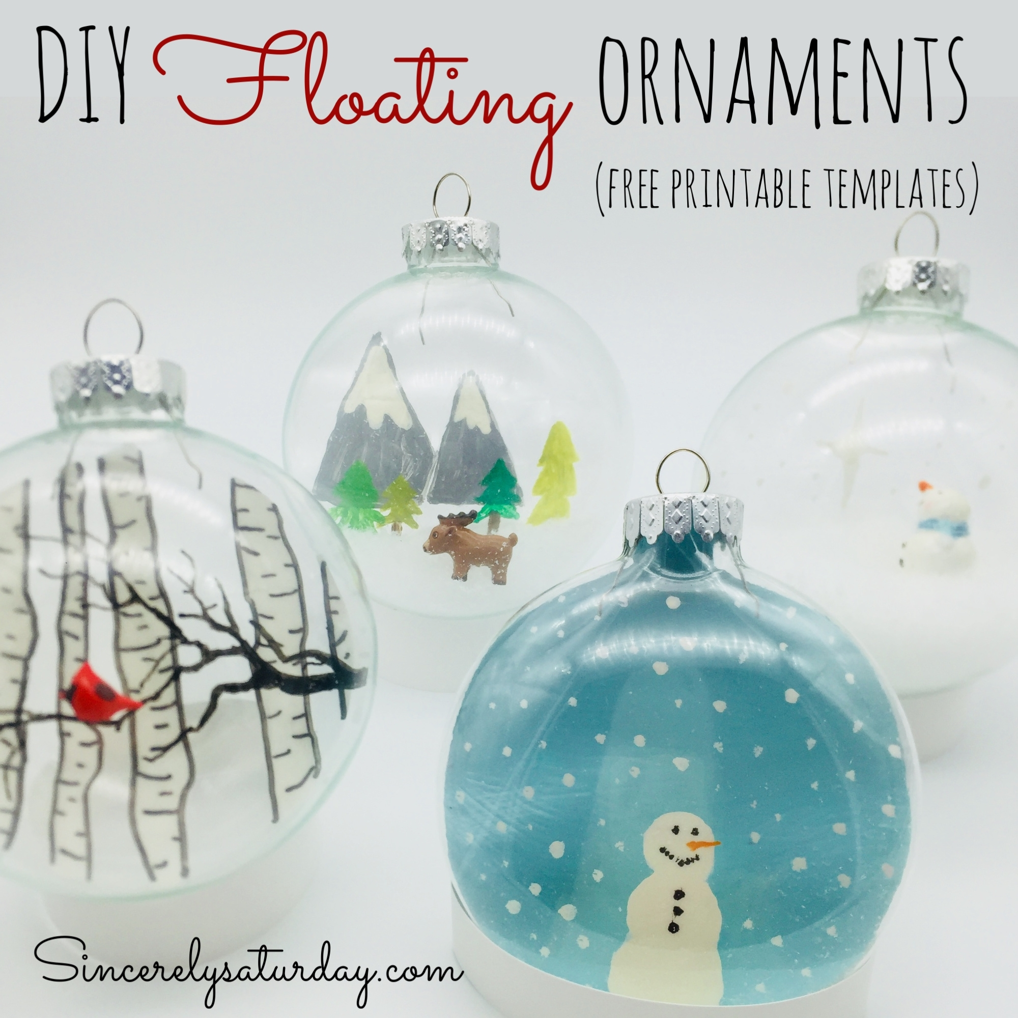 Glass Ornaments Archives Sincerely Saturday