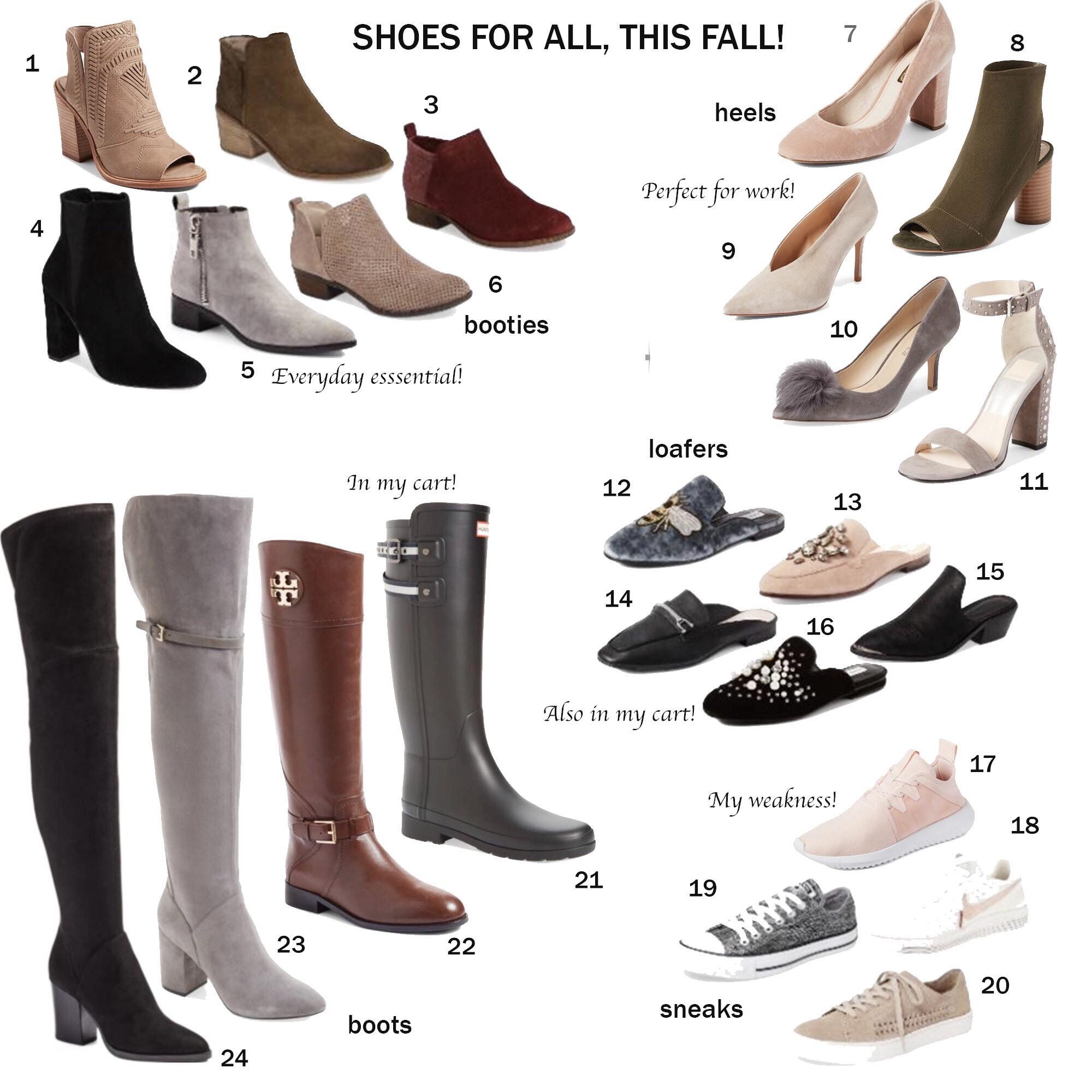 NORDSTROM ANNIVERSARY SALE: Breakdown + Shoes!
