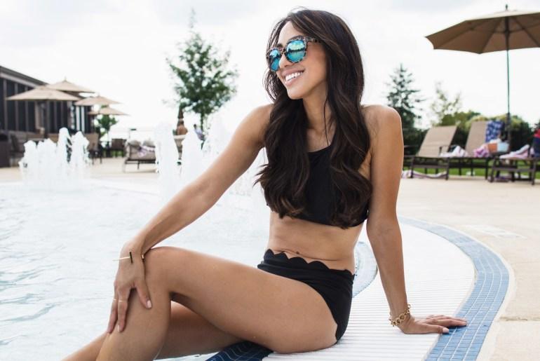 scalloped-black-bikini-high-waist-romwe-shein