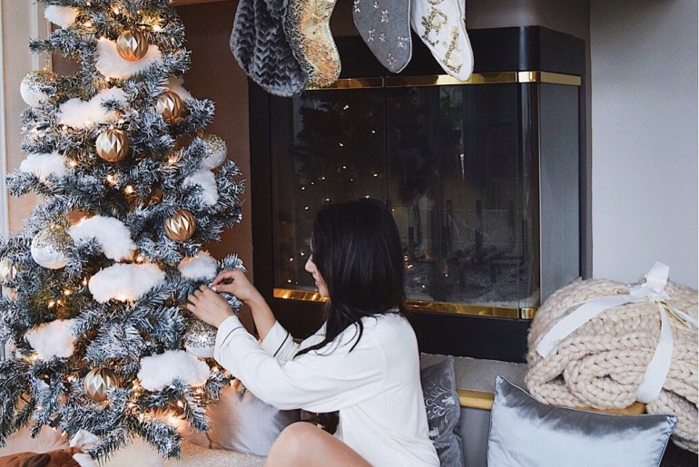 holiday style at home sincerely styled brittany seiden