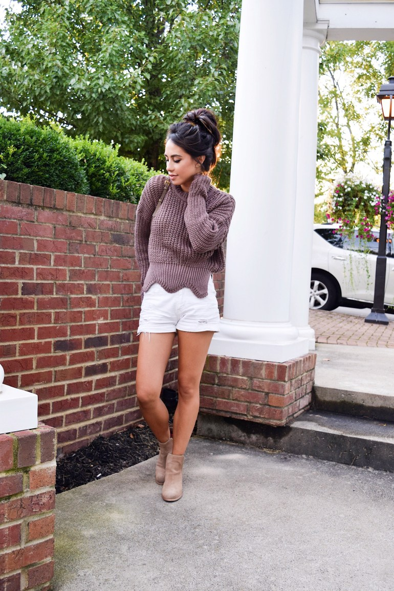 Brittany-Seiden-Sincerely-styled-blogger-style-knit-sweater-scalloped-romwe