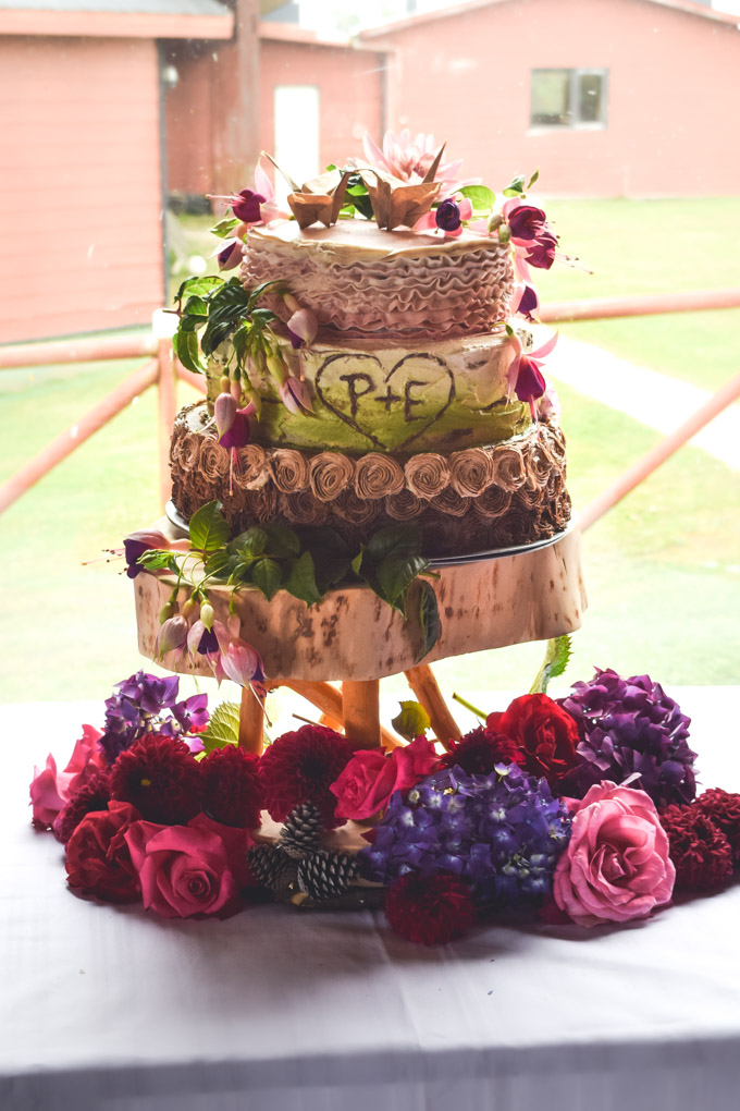 Gringa Makes a Wedding Cake A Chilean Wedding Party #weddings #events #partyideas (3)