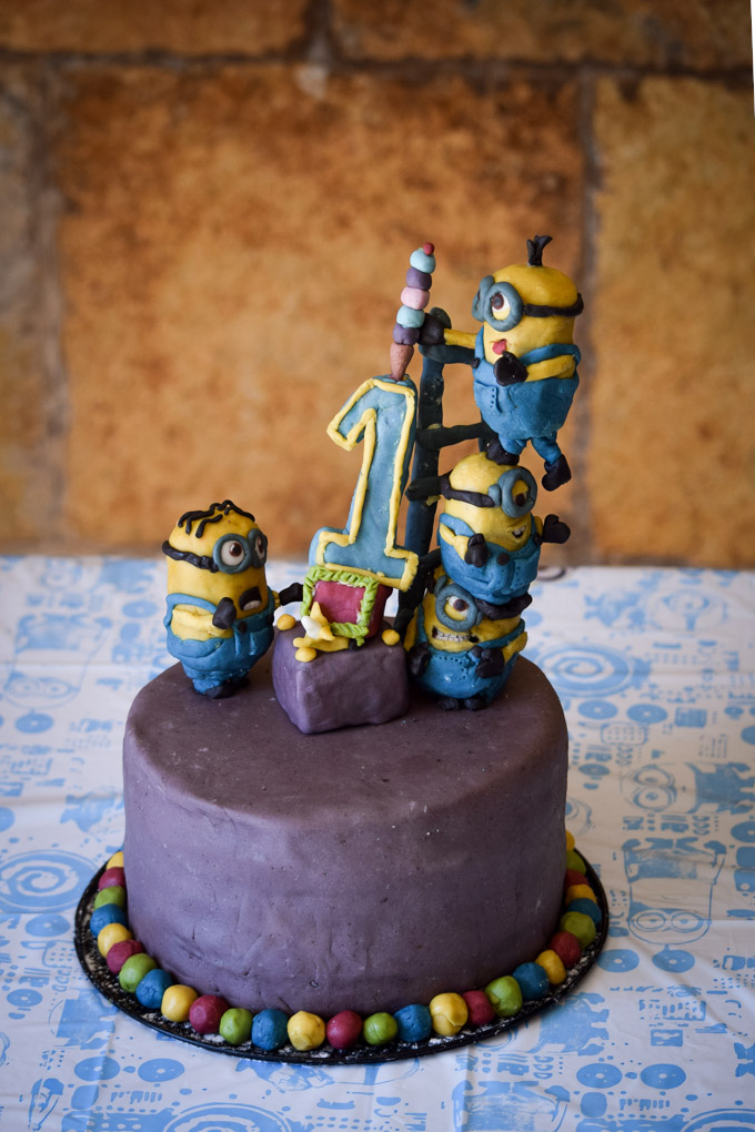 Ryder's First Birthday Minion Party (6)