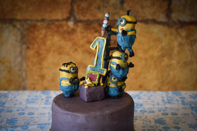 Ryder's First Birthday Minion Party (7)