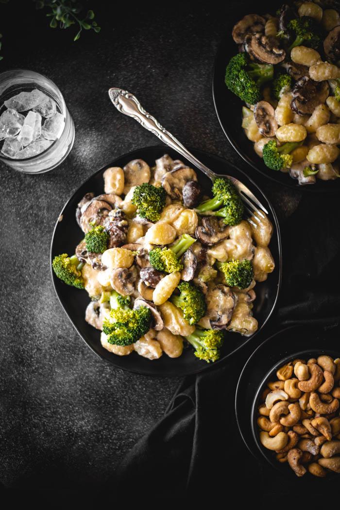 gnocchi recipe vegetarian
