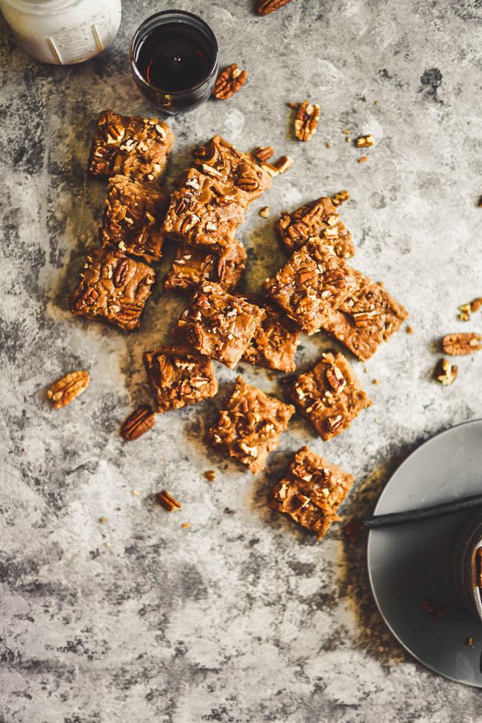 vegan recipes using pecans