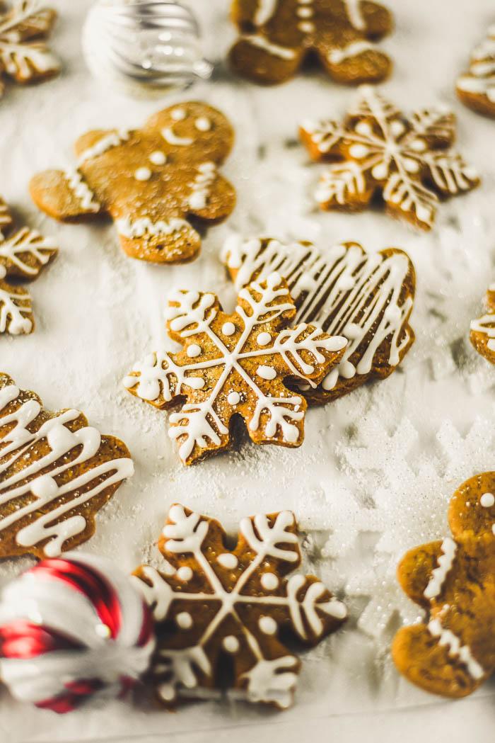 the best vegan ginger cookies