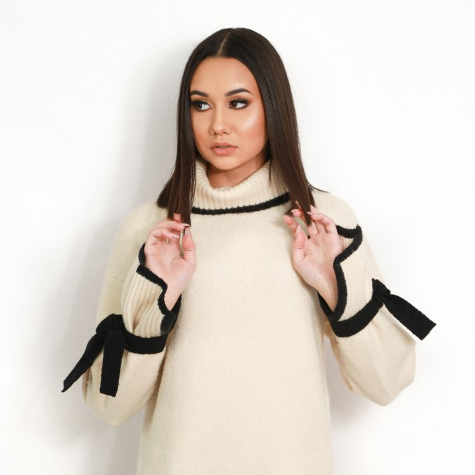 Yvonne Sweater Dress 4
