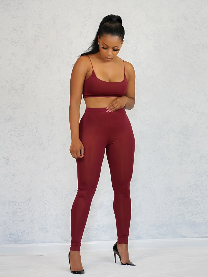 Julie Two Piece Legging Set 1