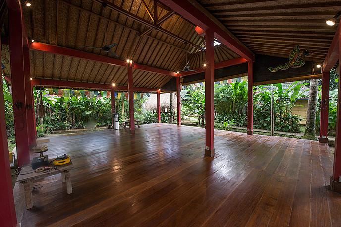 spiritual retreat yoga