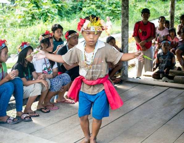 Mentawai Indonesia indigenous