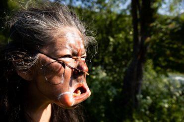 Greenlandic Maskdance Saami Riddu Riddu Inuit