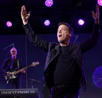 ANAHEIM, CALIFORNIA - JANUARY 16: Michael W. Smith performs at The 2020 NAMM Show Opening Day on January 16, 2020 in Anaheim, California. (Photo by Jesse Grant/Getty Images for NAMM)
