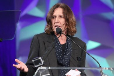 ANAHEIM, CALIFORNIA - JANUARY 17: John Waite speaks onstage at The 2020 NAMM Show on January 17, 2020 in Anaheim, California. (Photo by Jesse Grant/Getty Images for NAMM)