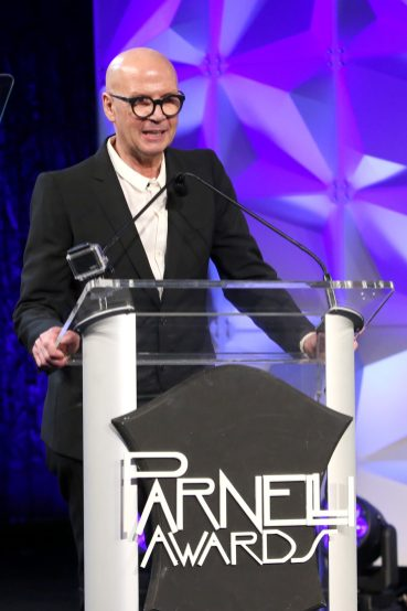 ANAHEIM, CALIFORNIA - JANUARY 17: Leroy Bennett speaks onstage at The 2020 NAMM Show on January 17, 2020 in Anaheim, California. (Photo by Jesse Grant/Getty Images for NAMM)