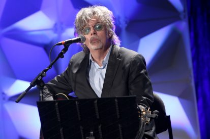 ANAHEIM, CALIFORNIA - JANUARY 17: Tim Brickley performs onstage at The 2020 NAMM Show on January 17, 2020 in Anaheim, California. (Photo by Jesse Grant/Getty Images for NAMM)