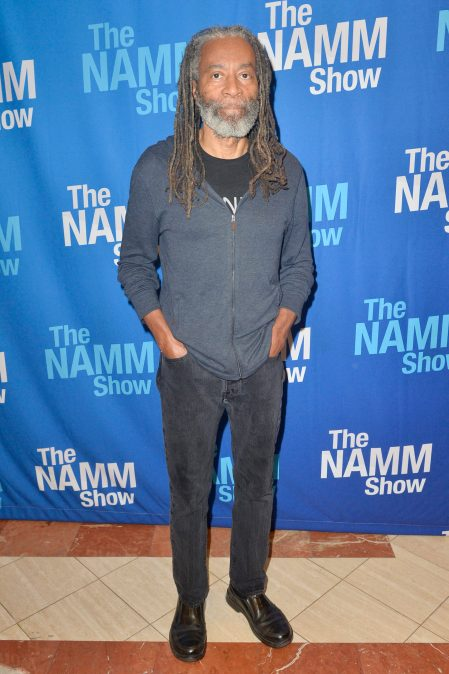ANAHEIM, CALIFORNIA - JANUARY 18: Bobby McFerrin attends The 2020 NAMM Show on January 18, 2020 in Anaheim, California. (Photo by Jerod Harris/Getty Images for NAMM)