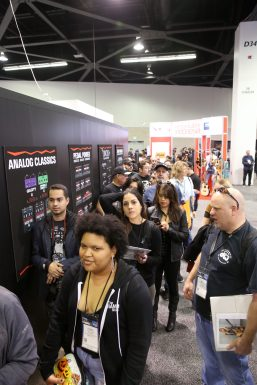 ANAHEIM, CALIFORNIA - JANUARY 18: Guests attend The 2020 NAMM Show on January 18, 2020 in Anaheim, California. (Photo by Jesse Grant/Getty Images for NAMM)